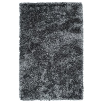 Caine Grey Area Rug Rug Size: Rectangle 2 x 3