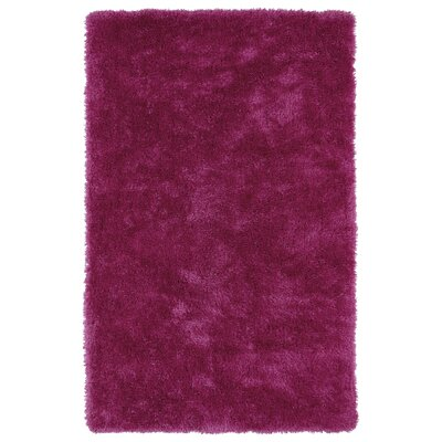 Caine Pink Area Rug Rug Size: Rectangle 9 x 12