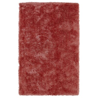 Caine Coral Area Rug Rug Size: Rectangle 8 x 10