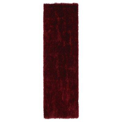 Caine Brick Area Rug Rug Size: Runner 23 x 8