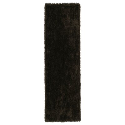 Selman Chocolate Area Rug Rug Size: Runner 23 x 8