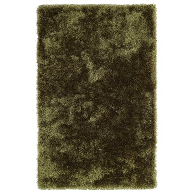 Caine Olive Area Rug Rug Size: Rectangle 8 x 10