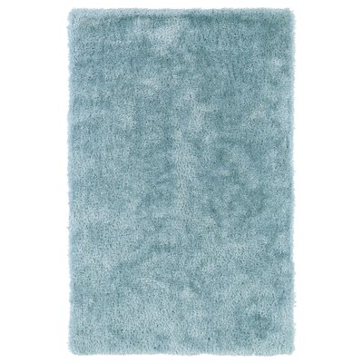 Selman Light Blue Area Rug Rug Size: Rectangle 8 x 10
