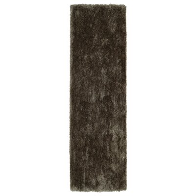 Caine Light Brown Area Rug Rug Size: Runner 23 x 8