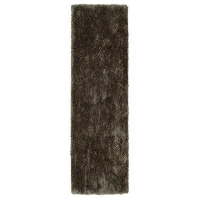 Reding Light Brown Area Rug Rug Size: Runner 23 x 8