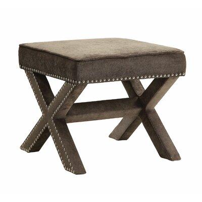 Reger Ottoman Upholstery: Ash