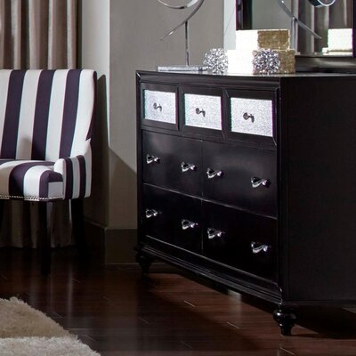 Chappell 7 Drawer Double Dresser