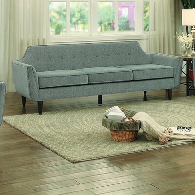 Ewing Sofa Upholstery: Gray