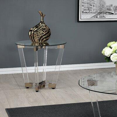 Reinhard End Table