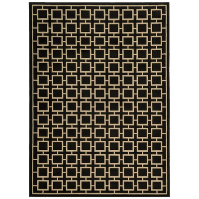 Reiter Blue/Beige Area Rug Rug Size: Rectangle 67 x 96