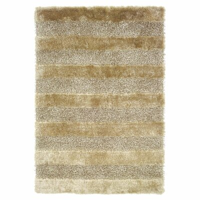 Reith Handmade Beige Area Rug Rug Size: Rectangle 3'6