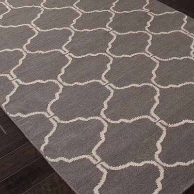 Wilder Liquorice Moroccan Area Rug Rug Size: Rectangle 5 x 8