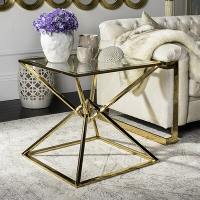 Aman End Table