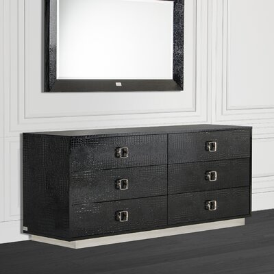 Lilou 6 Drawer Dresser