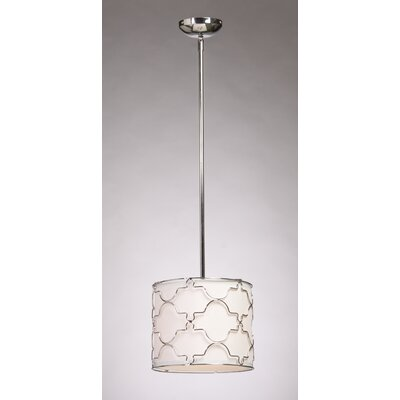 Charleson 1-Light Drum Pendant