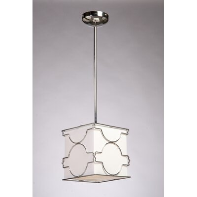 Charleson Drum Pendant Size: Small