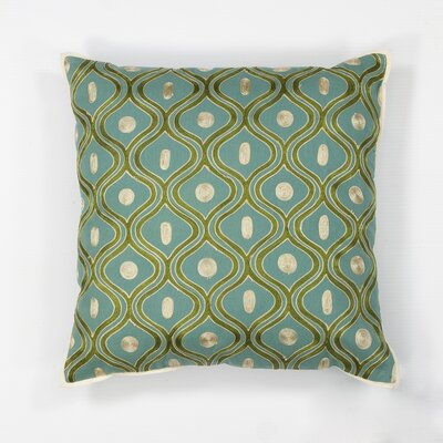 Alec Cotton Throw Pillow