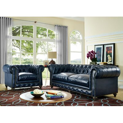 Cateline 2 Piece Living Room Set