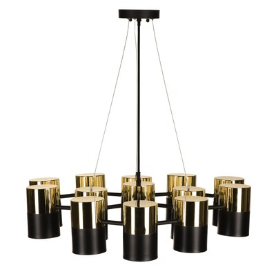 Rappaport 13-Light Candle-Style Chandelier