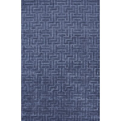 Raskin Hand-Tufted Admiral Area Rug Rug Size: Rectangle 56 x 86