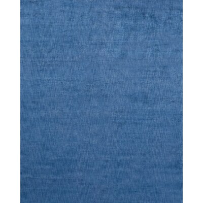 Rasmussen Hand-Woven Royal Area Rug Rug Size: Rectangle 56 x 86