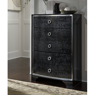Ratcliff 5 Drawer Chest