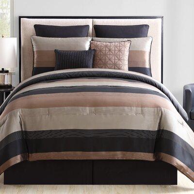 Ratliff 8 Piece Queen Comforter Set