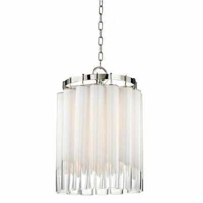 Renz 4-Light Drum Pendant