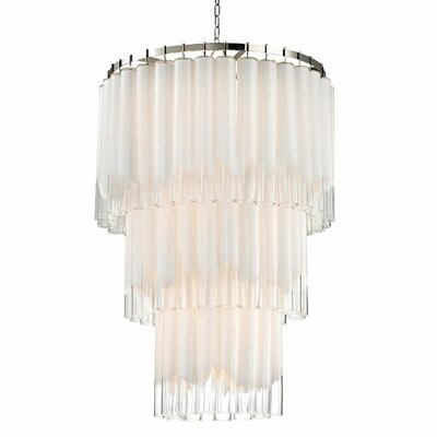 Renz 16-Light Waterfall Chandelier