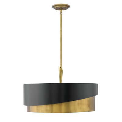 Retzlaff 5-Light Drum Pendant