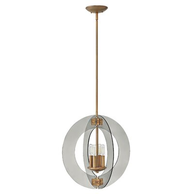 Revell 4-Light Globe Pendant