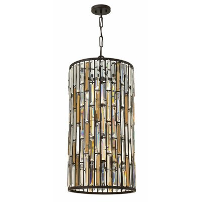 Gemma 6-Light Drum Pendant