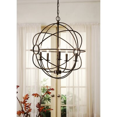 Ombret 5-Light Candle-Style Chandelier