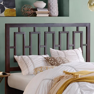 Taneya Open-Frame Headboard Size: King