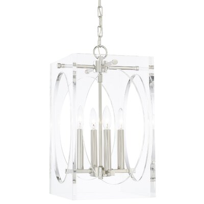 Hackmore 4-Light Mini Chandelier