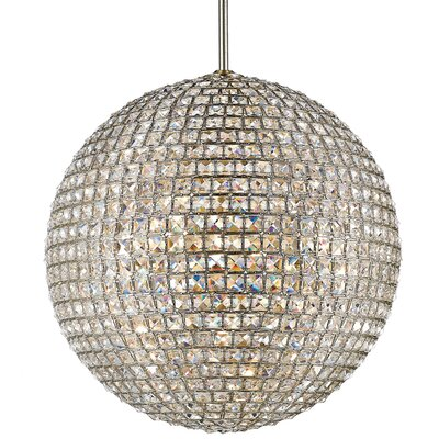 Fabienne 5-Light Crystal Chandelier