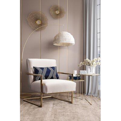 C�line Linen Armchair