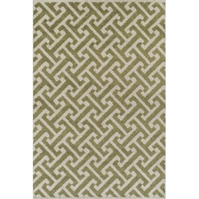 Ritz Kiwi Area Rug Rug Size: Rectangle 82 x 10