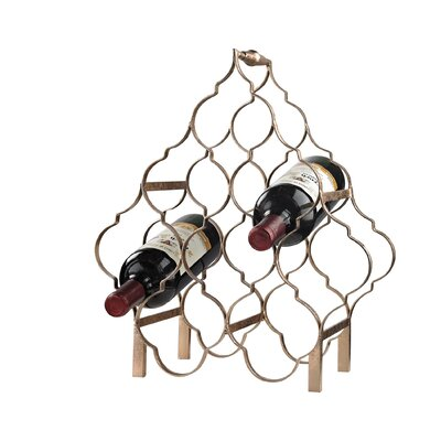 Riter 8 Bottle Tabletop Wine Rack