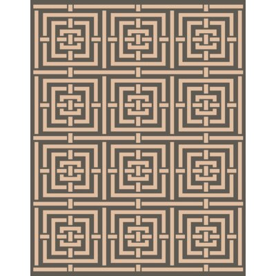Mayer Assorted Outdoor Rug Rug Size: 5'3
