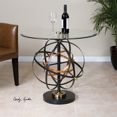 Broadmeadow Sphere End Table
