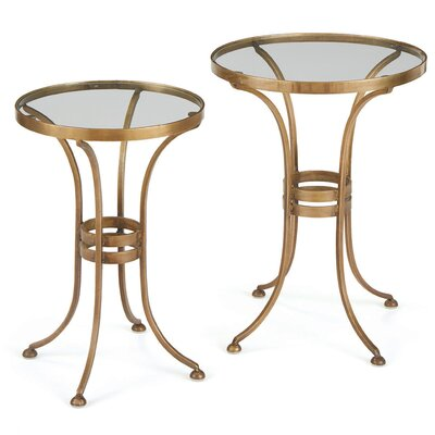 Stonehill 2 Piece End Table Set