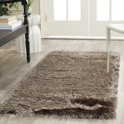 Montpelier Sable/Taupe Area Rug Rug Size: Rectangle 5 x 7