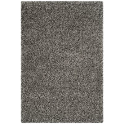 Maya Grey Rug Rug Size: Rectangle 4 x 6