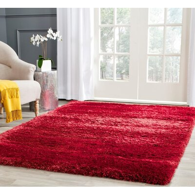 Cheap Stellan Red Rug Rug Size 8 x 10  for sale
