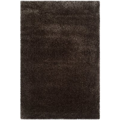 Maya Brown Rug Rug Size: Rectangle 51 x 76