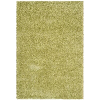 Davey Green Rug Rug Size: 4 x 6