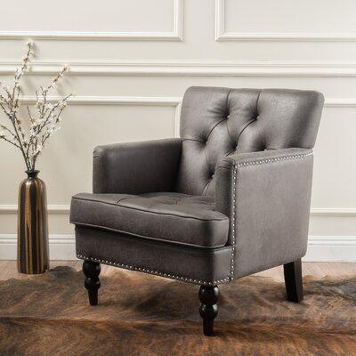 Gillmore Armchair Upholstery : Slate