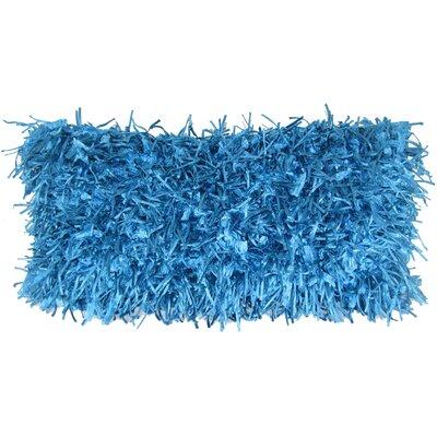 Leonard Lumbar Pillow Color: Turquoise