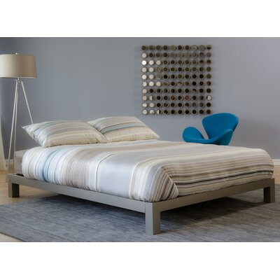 Giacinto Platform Bed Size: King